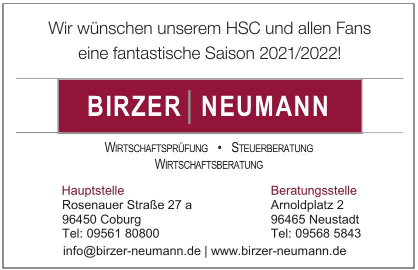 Birzer Neumann