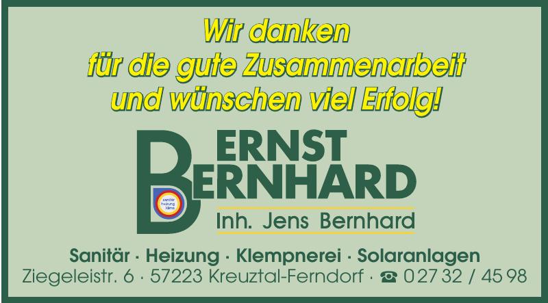 Bernd Bernhard