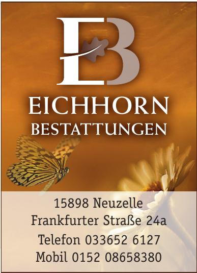 Eichhorn Bestattungen