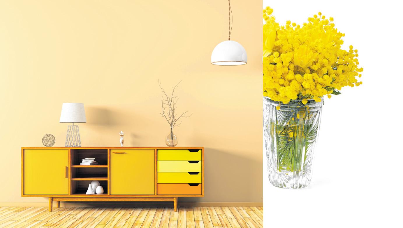 Spektrum von Mimose bis Holz. FOTOS: ISTOCKPHOTO/DIANA TALIUN/SCOVAD