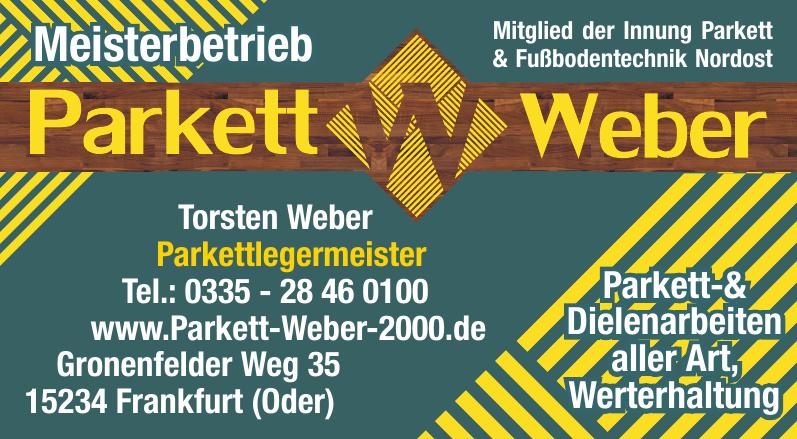 Parkett Weber