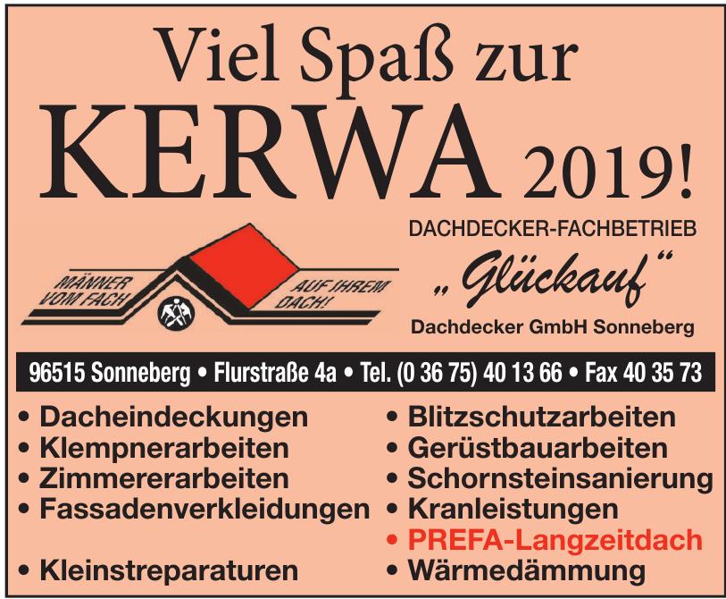 Dachdecker GmbH Sonneberg