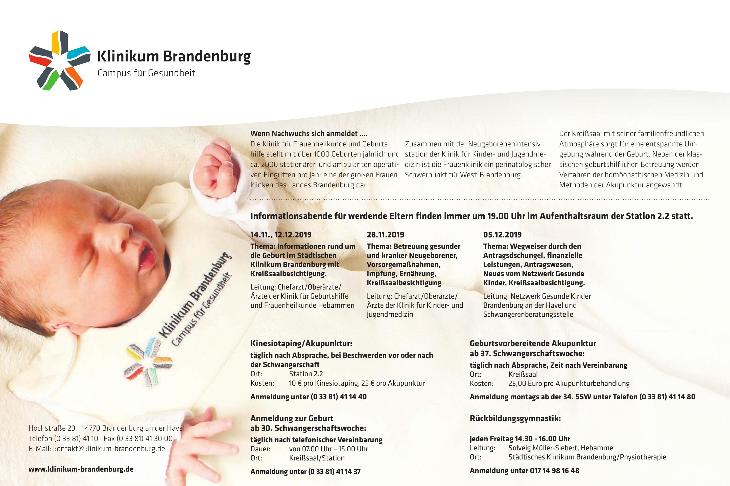 Städtisches Klinikum Brandenburg GmbH