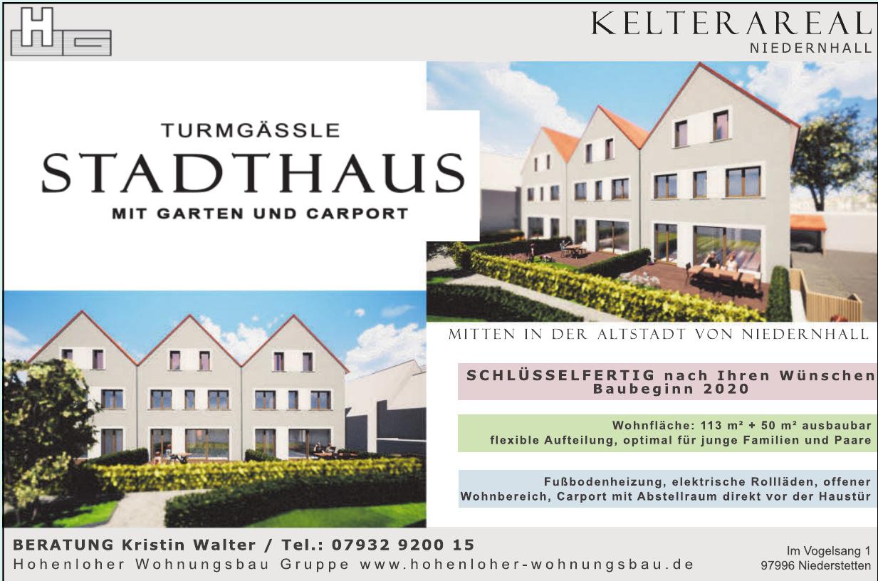 Hohenloher Wohnungsbau Gruppe