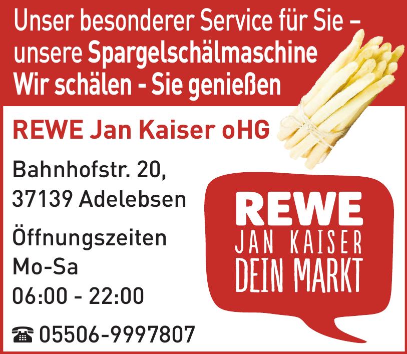 REWE Jan Kaiser oHG