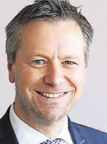 Sven Macdonald, Geschäftsführer der Wuppertaler Quartiersentwicklungsgesellschaft