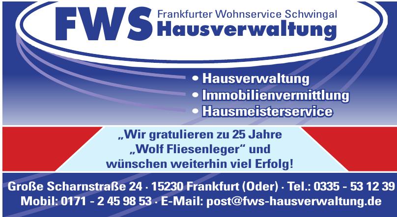 FWS Hausverwaltung