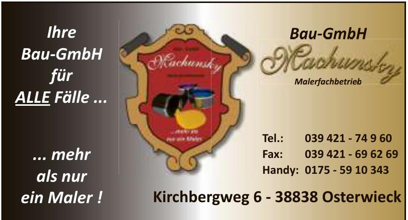 Machunsky Bau GmbH