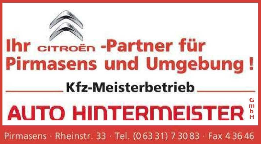 Auto Hintermeister