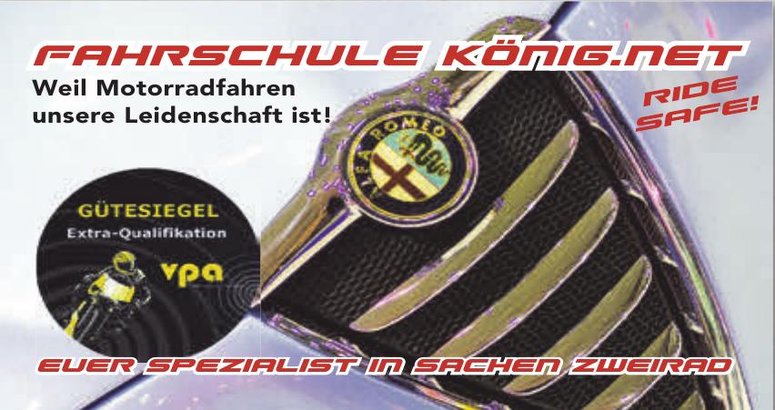 Fahrschule König.net