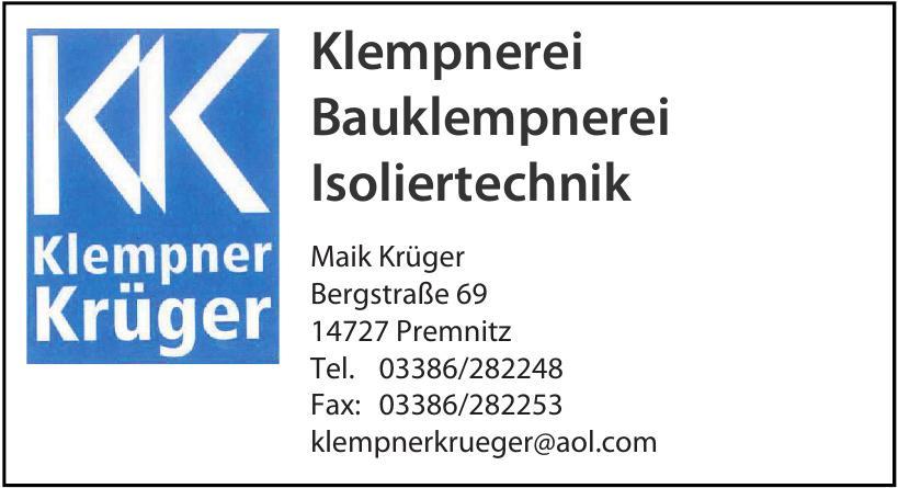 Klempnerei Bauklempnerei Isoliertechnik