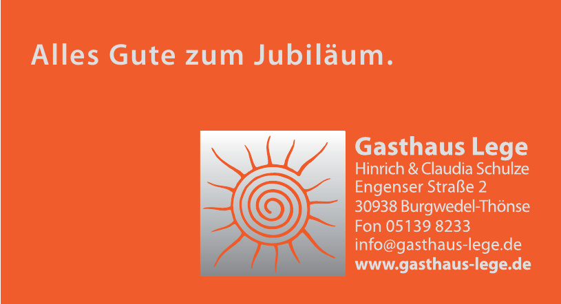 Gasthaus Lege
