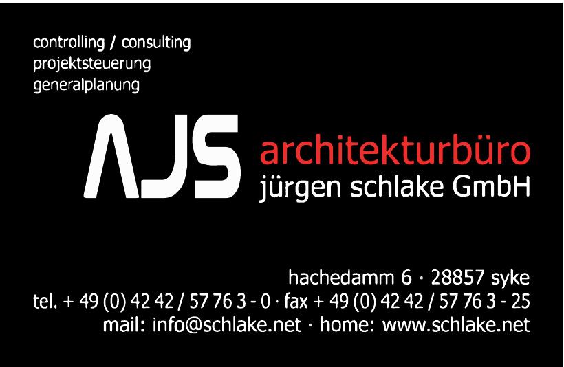 AJS architekturbüro jürgen schlake GmbH