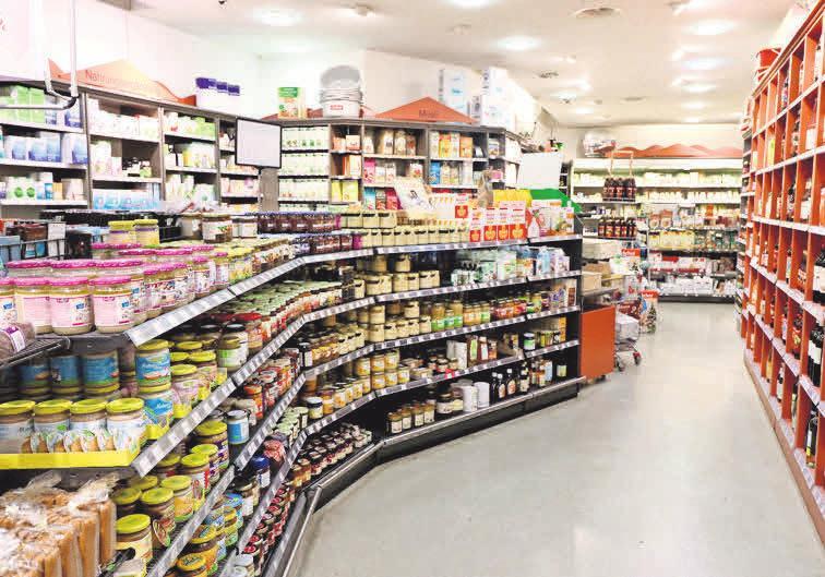 Gesundheit einkaufen: Im Naturahaus an der Lister Meile gibt es wertvolle Produkte zur Stärkung des Immunsystems