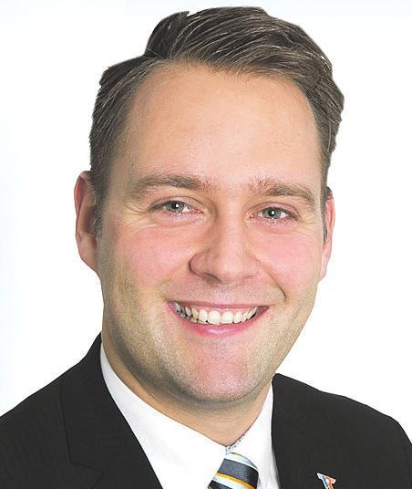 Sven Andresen leitet den Bereich Agrar und Energie bei der VR Bank Nord eG. Er weiß: Der Zuwachs an Windenergieanlagen in Schleswig-Holstein wäre nicht denkbar ohne die Kreditgenossenschaften vor Ort