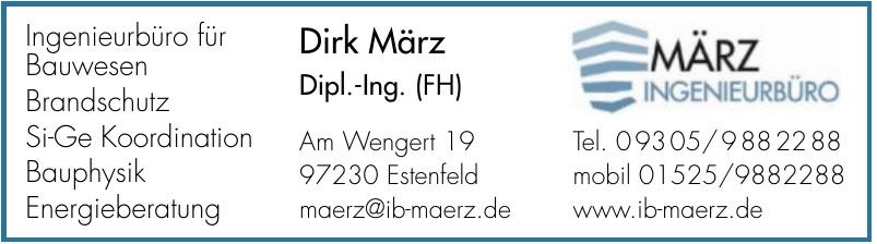 Dirk März Dipl.-Ing. (FH)
