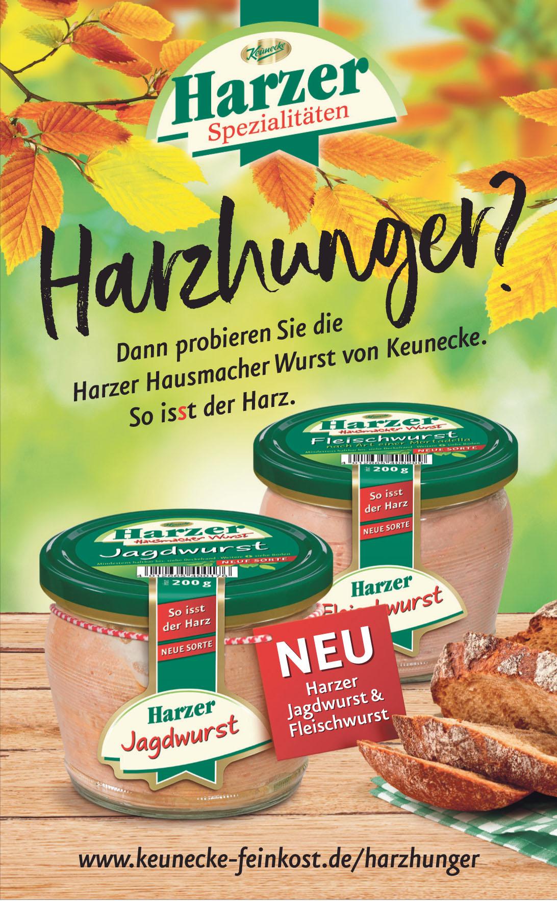 Keünecke Harzer Spezialitäten