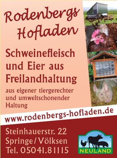 Rodenbergs Hofladen