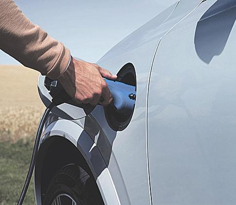 Volvo bietet als einzige Marke in jeder Kernbaureihe mindestens ein Plug-in-Hybridmodell