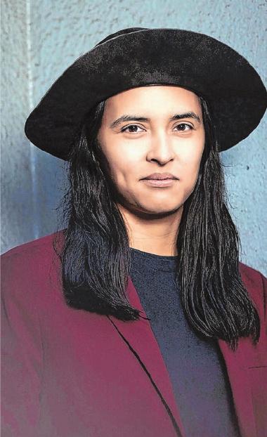 Dame mit Hut: Politikerin Diana Kinnert hat als Markenzeichen immer einen auf. Foto: Archiv