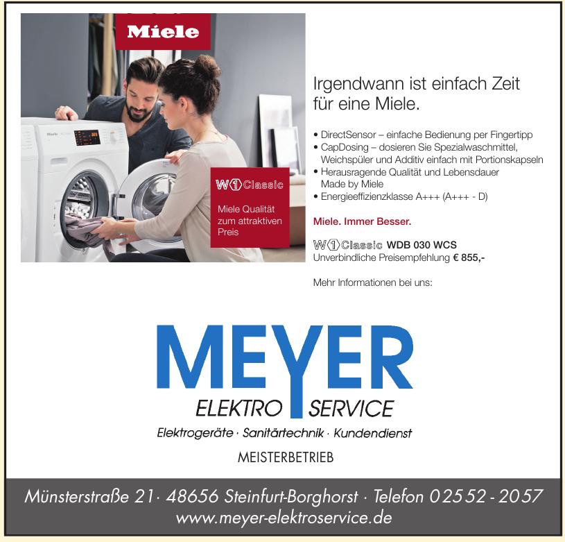 Meyer Elektro Service