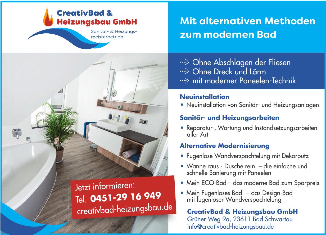 CreativBad & Heizungsbau GmbH