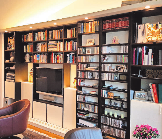 Hofmann fertigt moderne Möbel für jedes Zimmer.