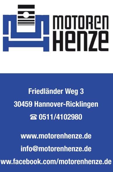 Motoren Henze