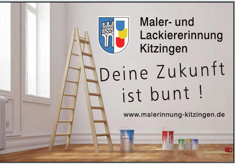 Maler- und Lackiererinnung Kitzingen