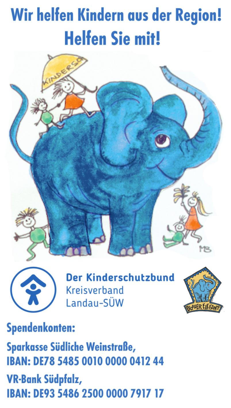 Der Kinderschutzbund Kreisverband Landau-SWÜ