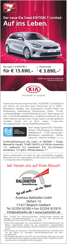 Autohaus Baldsiefen GmbH