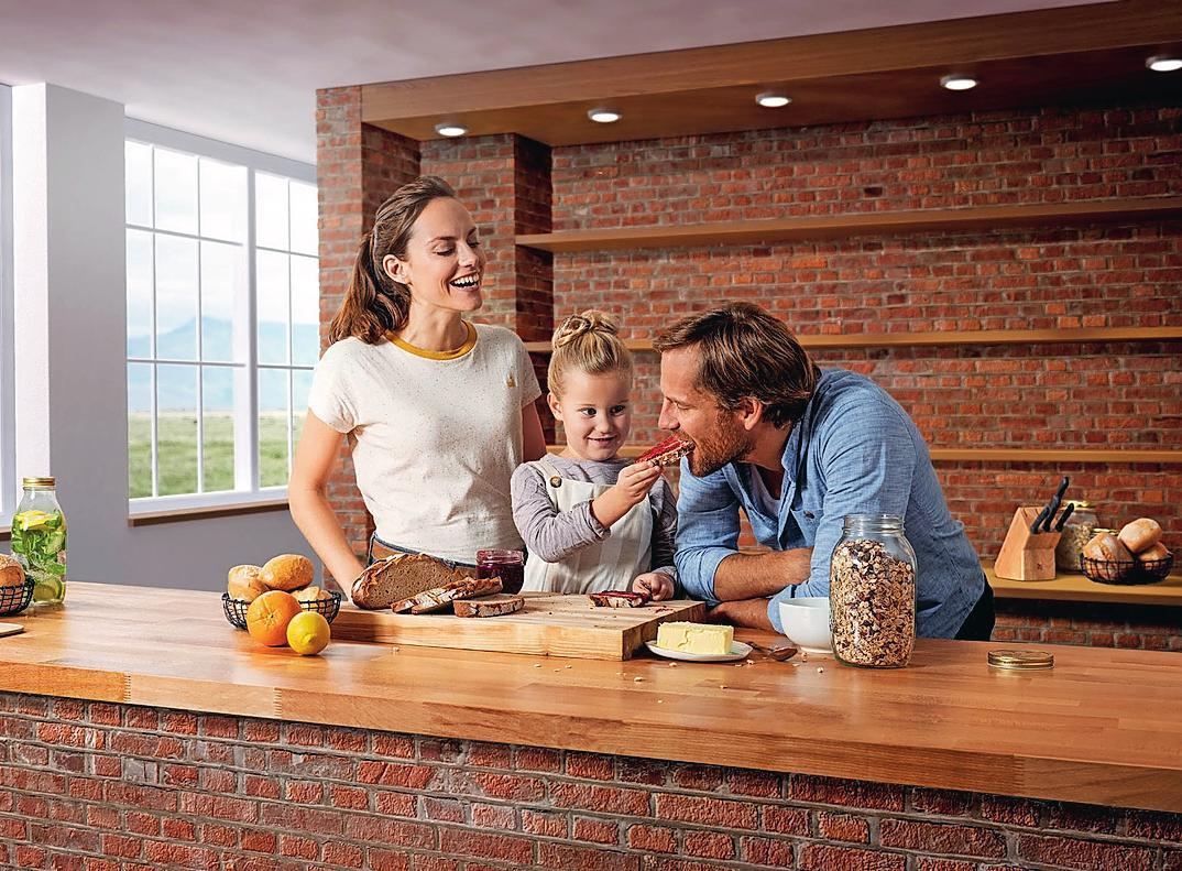 Dinkelprodukte erfreuen sich einer großen Nachfrage und sorgen für Abwechslung in der Küche. FOTO: DJD/SCHAPFENMÜHLE