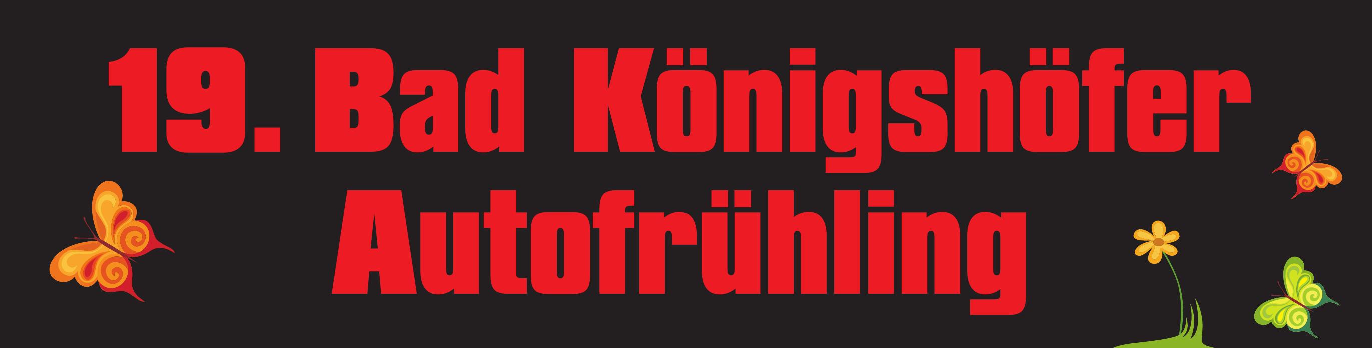 19. Bad Königshöfer Autofrühling Image 1