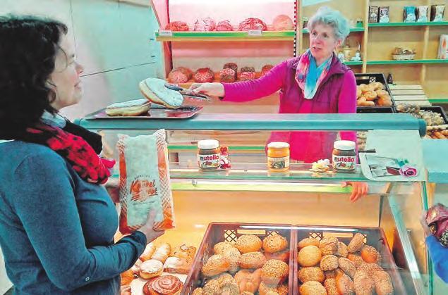 Die Bäckerei in St. Willibald