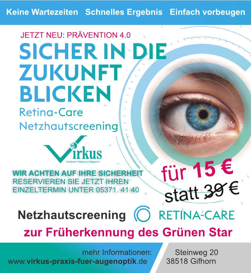 Virkus Augenoptik