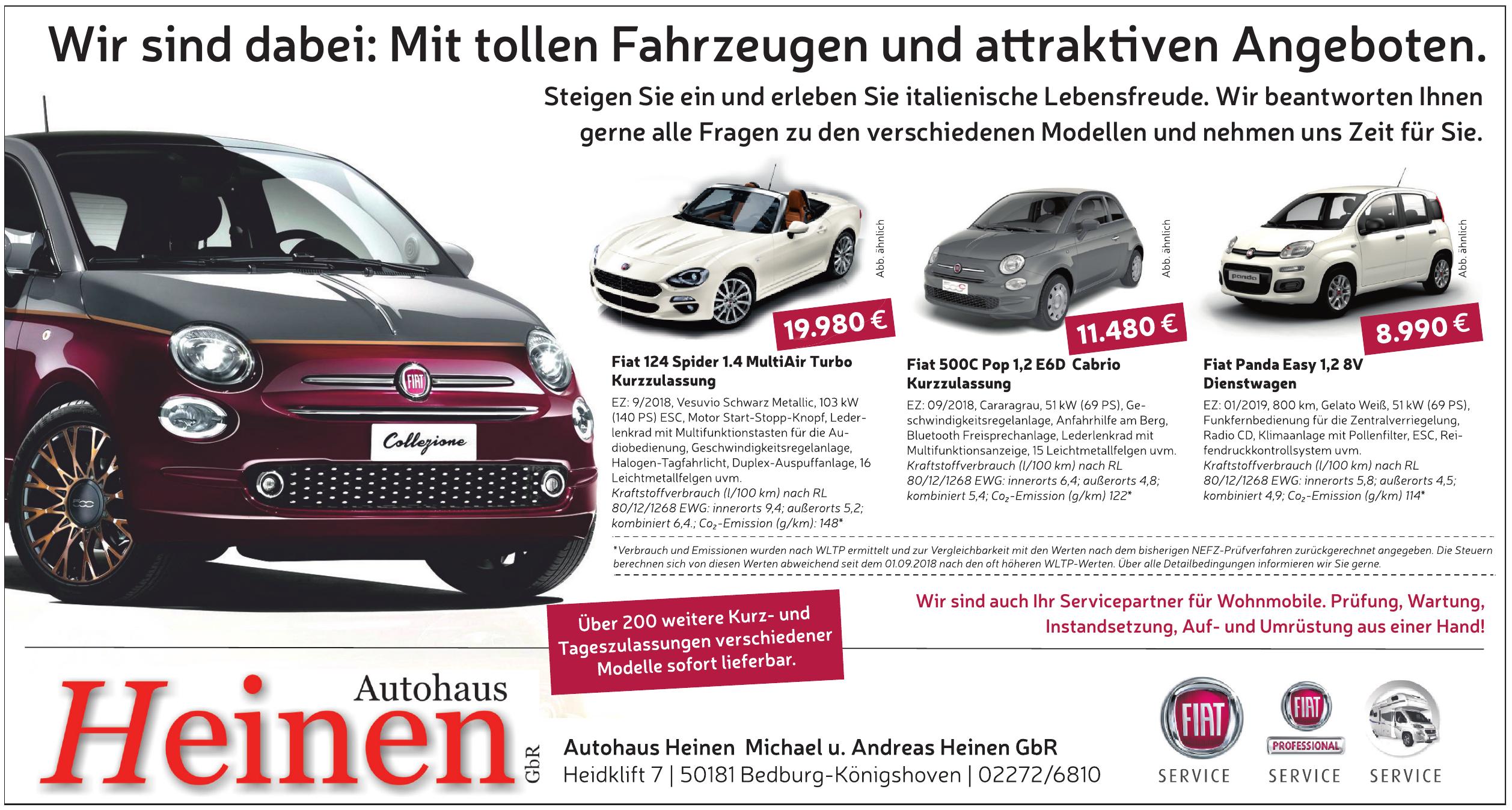 Autohaus Heinen GbR
