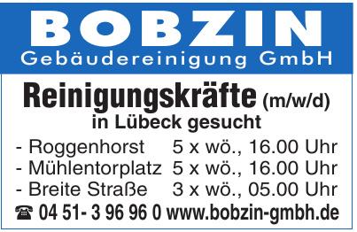 Bobzin Gebäudereinigung GmbH