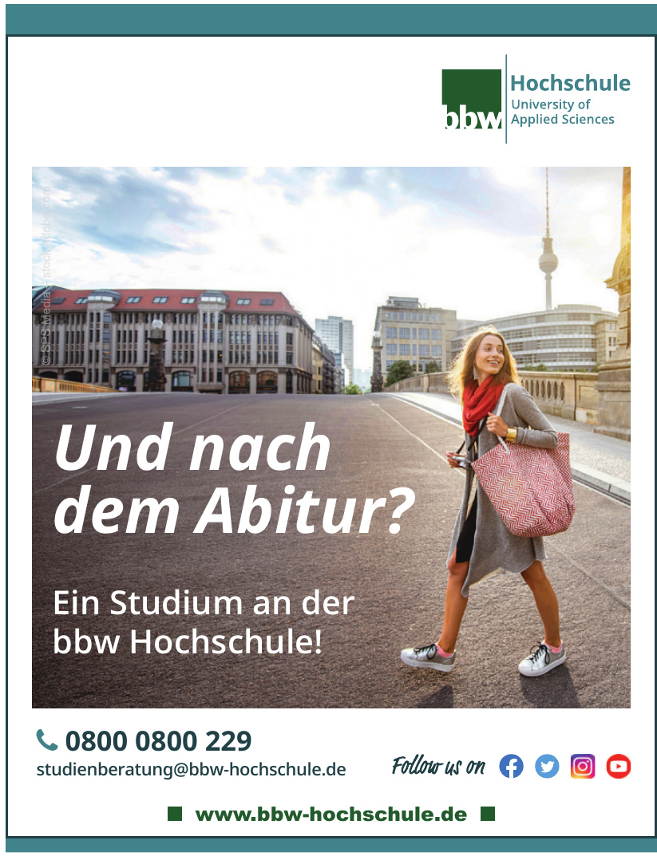 Hoschule University of Applied Sciences