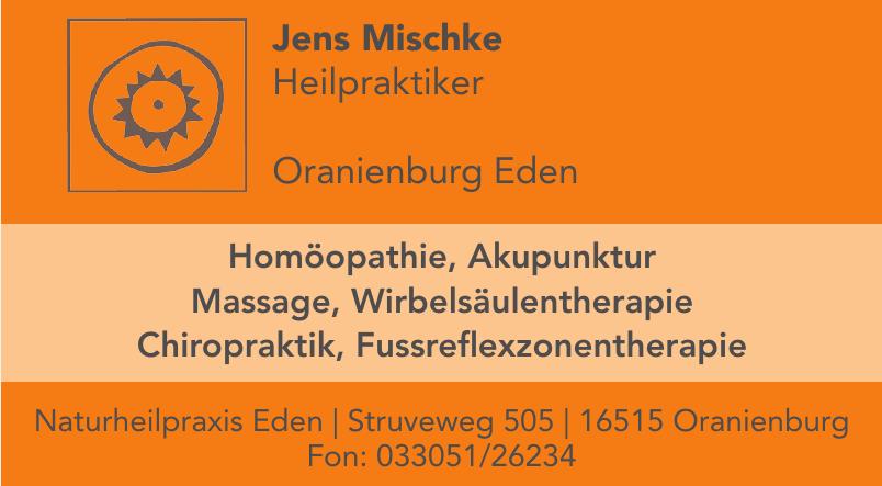 Jens Mischke Heilpraktiker