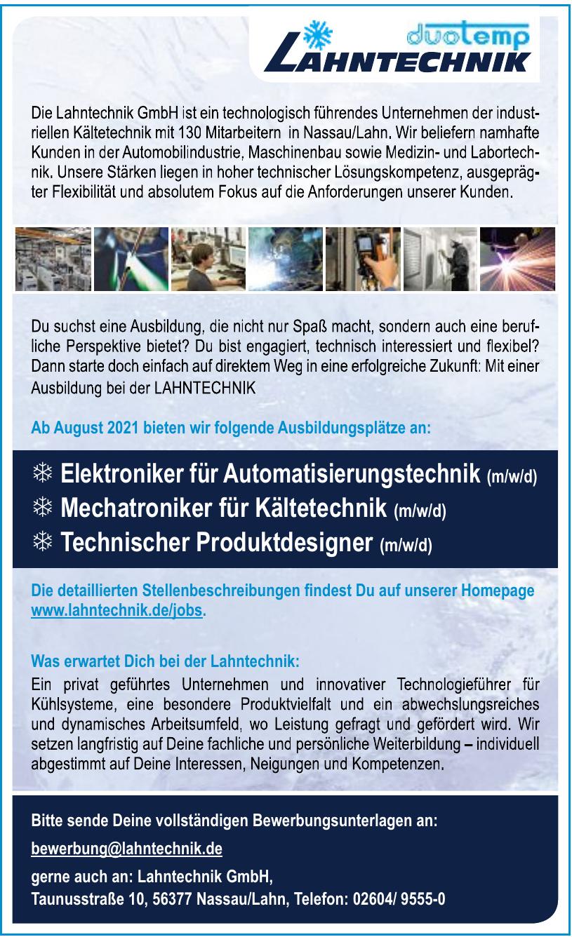 Lahntechnik GmbH