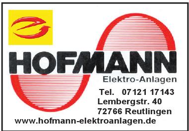 Hofmann  Elektro-Aniagen