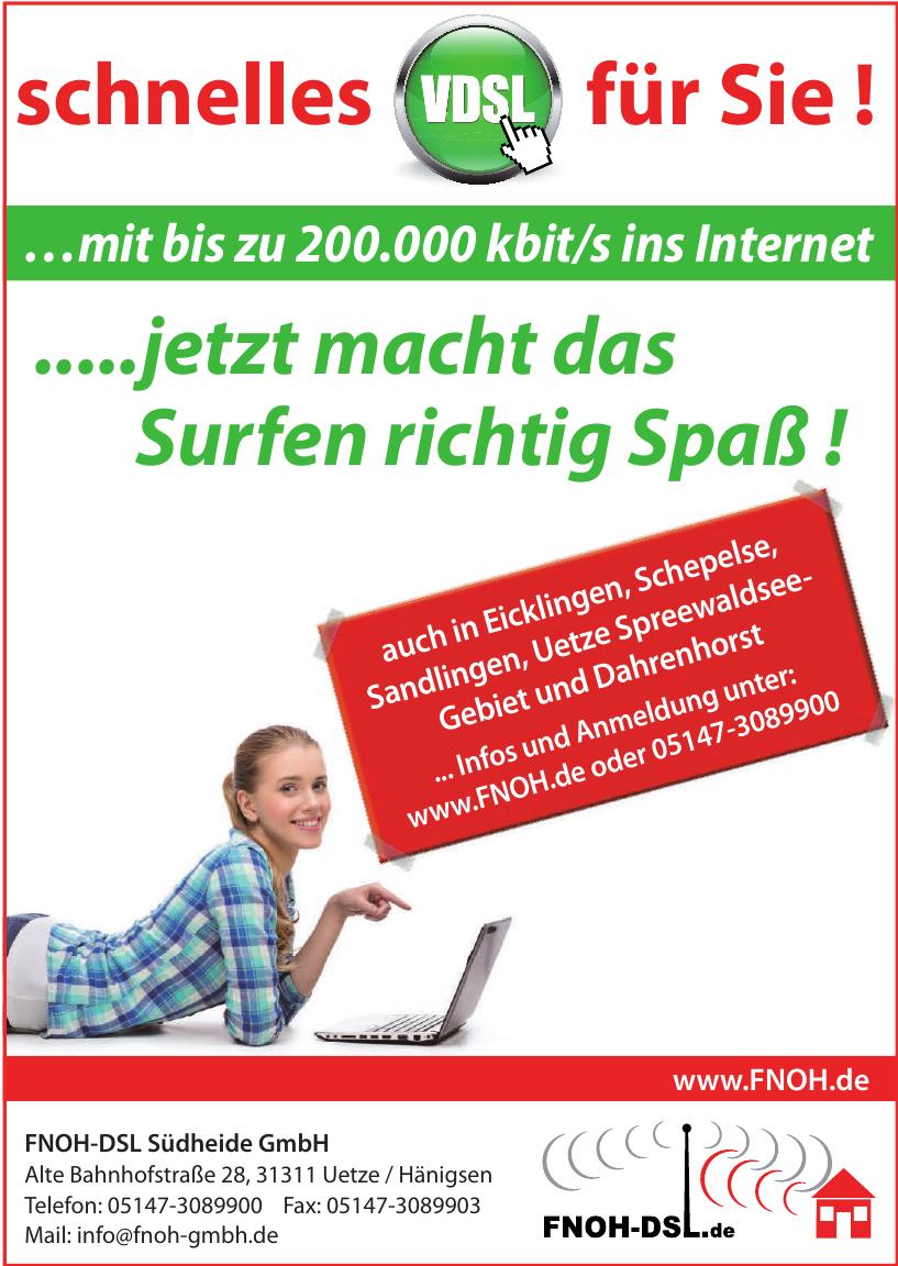 FNOH-DSL Südheide GmbH