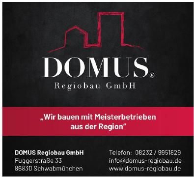 Domus Regiobau GmbH