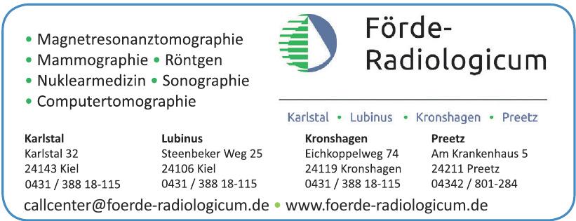 Förde-Radiologicum