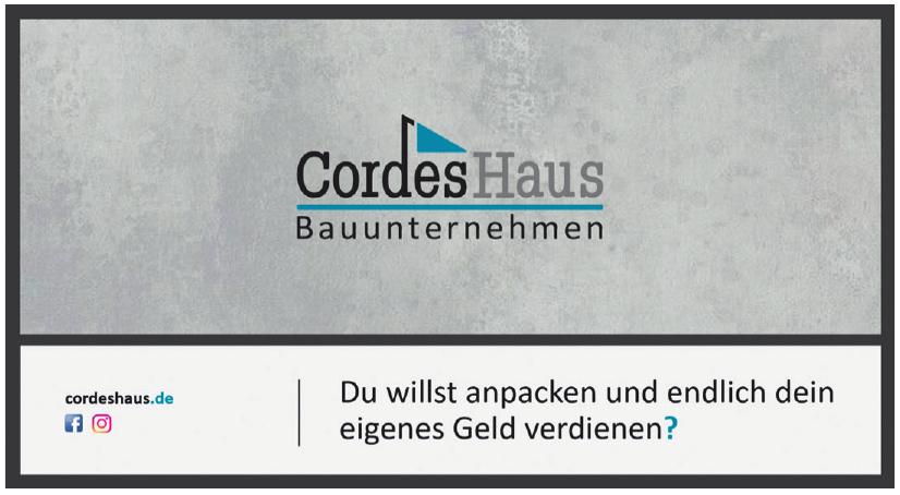 CordesHaus Bauunternehmen