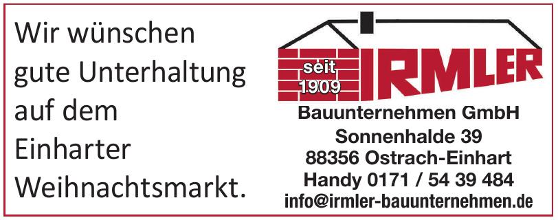 Andreas Irmler Bauunternehmen GmbH