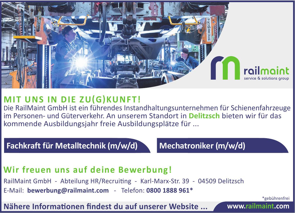 RailMaint GmbH
