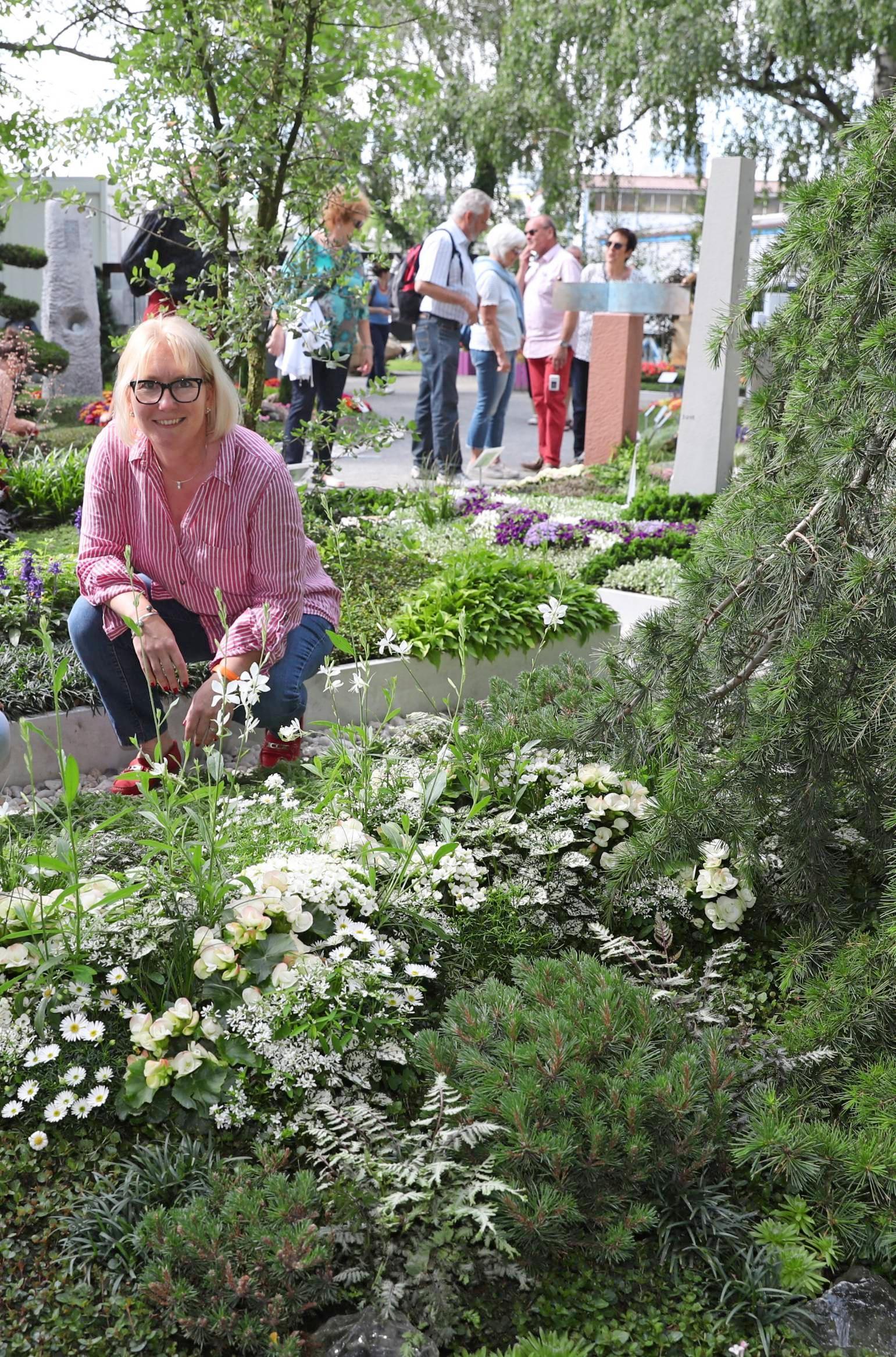 Auch Friedhöfe können grüne Entspannungszonen sein. Anregungen gibt es am Mittwoch, 2. Oktober, im Campus-Park.