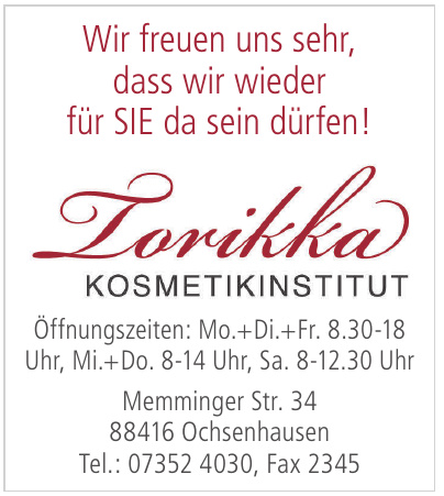 Torikka Kosmetikinstitut