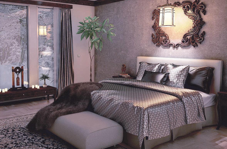 Ein gemütliches Schlafzimmer garantiert süße Träume. Foto: Pixabay.de